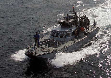افزایش برخوردهای ایران و آمریکا در خلیج فارس در سال ۲۰۱۶
