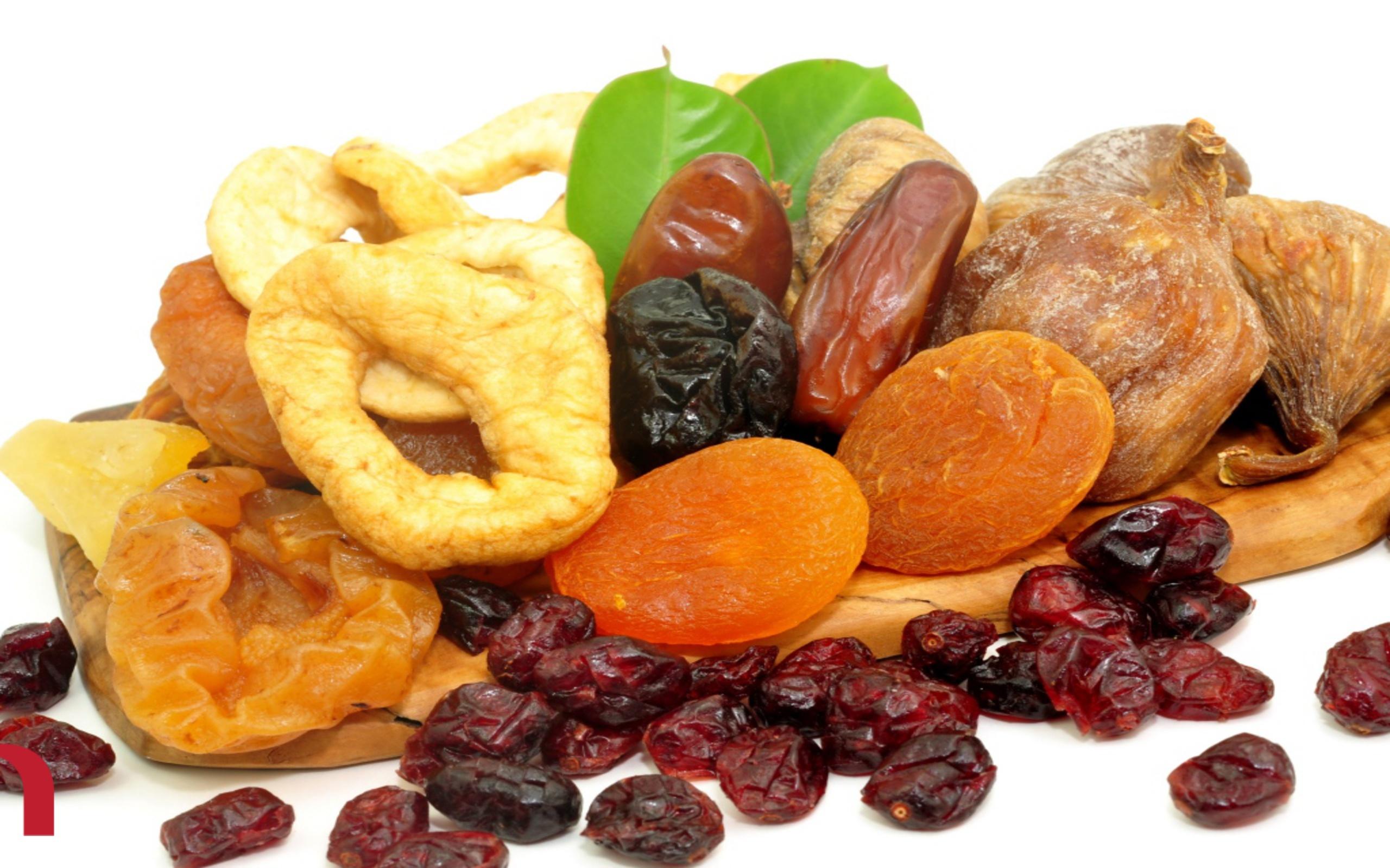 اصول خشک کردن میوه