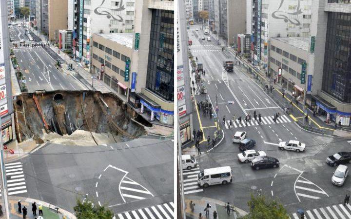 درسی دیگر که باید از ژاپنیها بیاموزیم +عکس