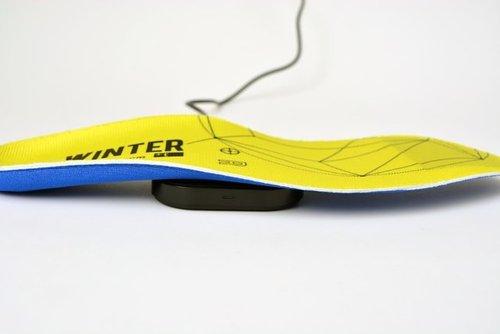 تولید کفی کفش گرمازا برای سرمای زمستان (+عکس)