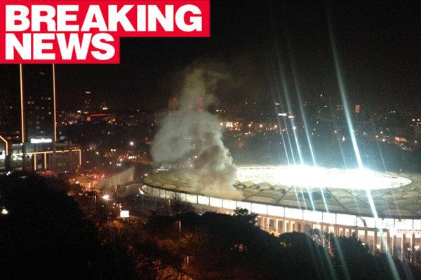 وقوع انفجار شدید در استانبول ترکیه +تصاویر