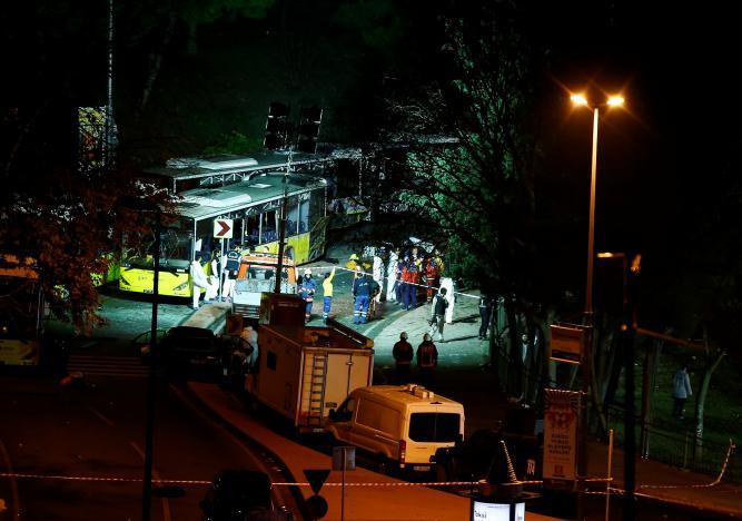 انفجار مرگبار تروریستی استانبول ترکیه / افزایش تلفات