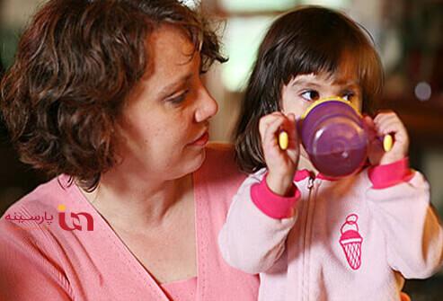 چند توصیه مهم برای درمان کودک سرماخورده
