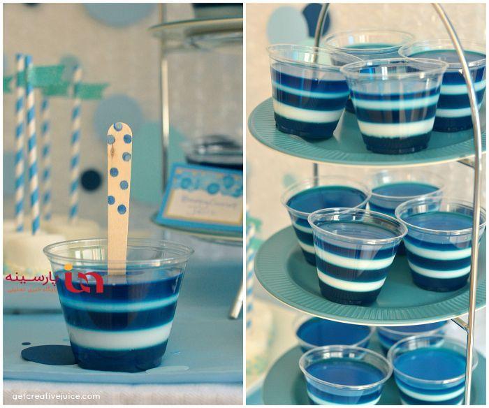Party Jelly Ideas: مدلهای خلاقانهی تزئین ژله +عکس