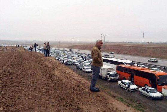 ۱ کشته و بیش از ۶۴ زخمی در نوروز تلخ مسافران!