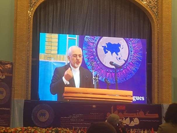 ظریف وزیر امور خارجه