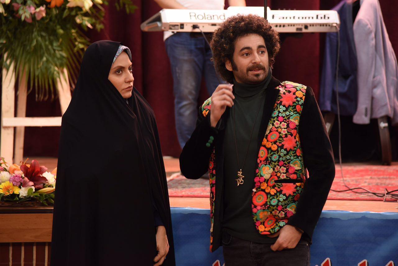 خواننده سوسن خانوم در «گلشیفته» +عکس