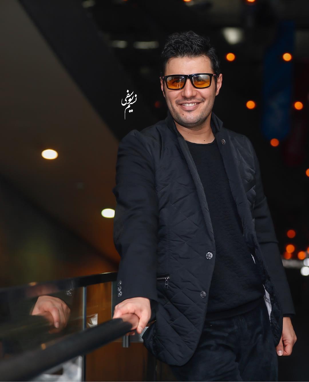 جواد عزتی هم فشنی شد! +عکس