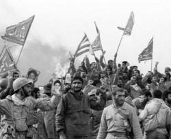 ۲۰ بهمن ۱۳۶۴- آغاز عملیات والفجر ۸
