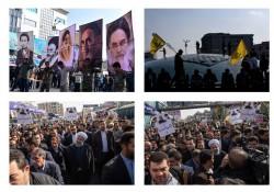 ۲۲ بهمن در آغاز چهلمین سال پیروزی