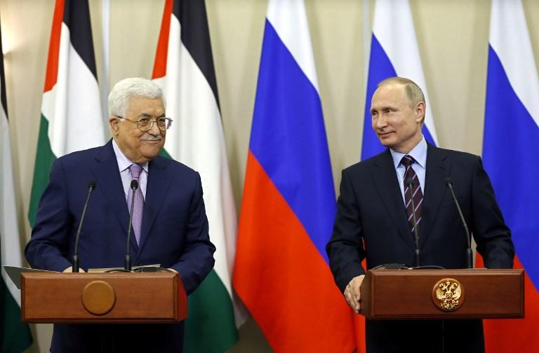 روسیه در مساله اسرائیل و فلسطین جای آمریکا را میگیرد