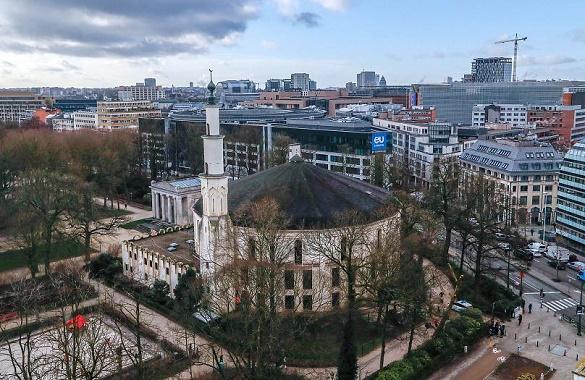 بلژیک کنترل مساجدش را از دست عربستان خارج کرد