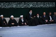 دومین شب مراسم عزاداری حضرت فاطمه (س) در حسینیه امام خمینی