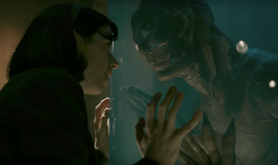 شکل آب/The Shape of Water