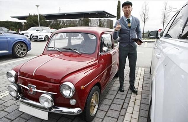 خودروی عجیب راموس! +عکس