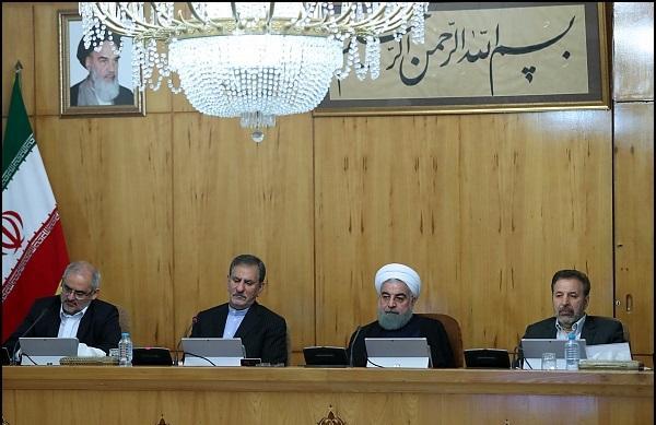 نخستین واکنش روحانی به ناآرامی های خیابان پاسداران