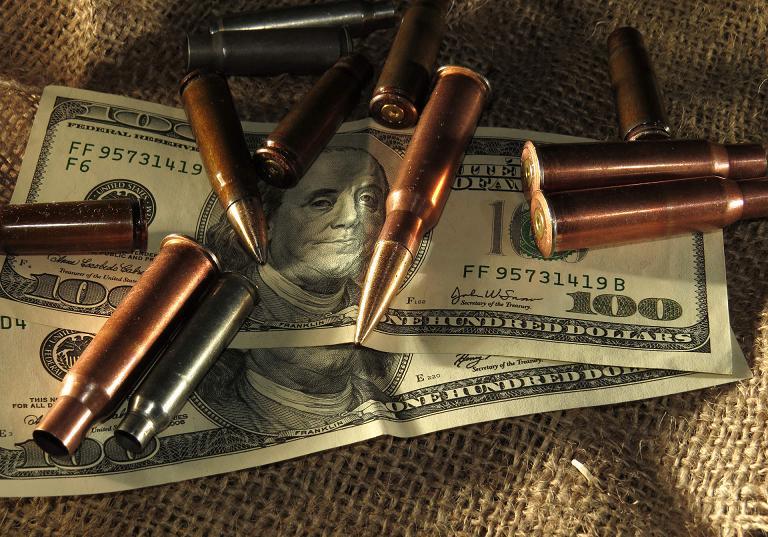 خاورمیانه، مقصد یک سوم صادرات سلاح در جهان