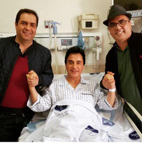 عموپورنگ در بيمارستان بسترى شد