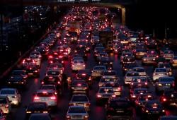 ترافیک روز های پایانی سال