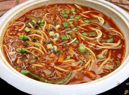 سوپ اسپاگتی؛ سریع و خوشمزه
