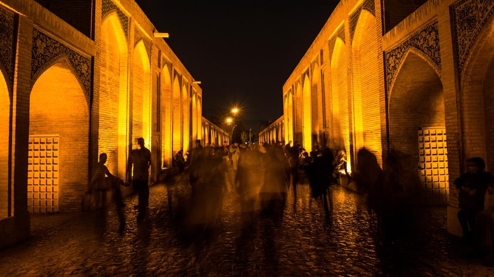 اهمیت گردشگران در تغییر نگاه جهانیان به ایران