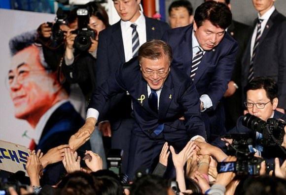 بادیگارد خاص رئیسجمهور کرهجنوبی +تصاویر