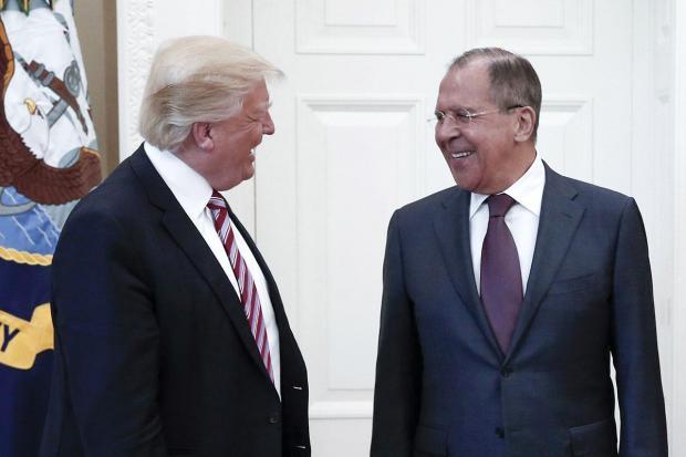پوتین آماده انتشار متن مذاکرات لاوروف و ترامپ شد