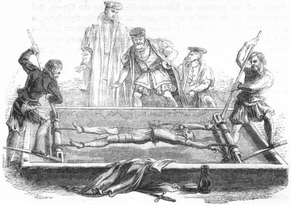 وحشتاک ترین ابزار شکنجه در قرون وسطی+تصاویر