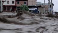 سیل در ۶ روستای استان زنجان