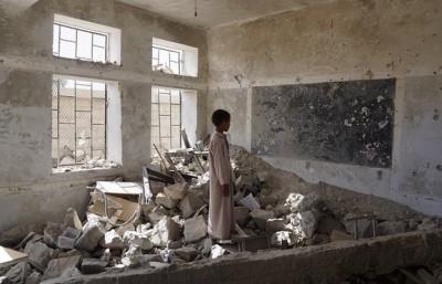 شهری که در حال تبدیل شدن به «حلب» یمن است