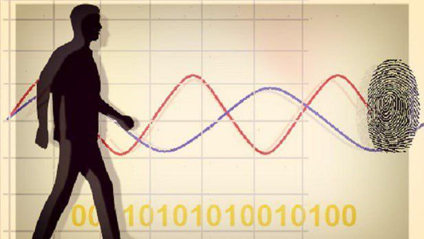 شیوه راه رفتن انسان جایگزین اثر انگشت می شود