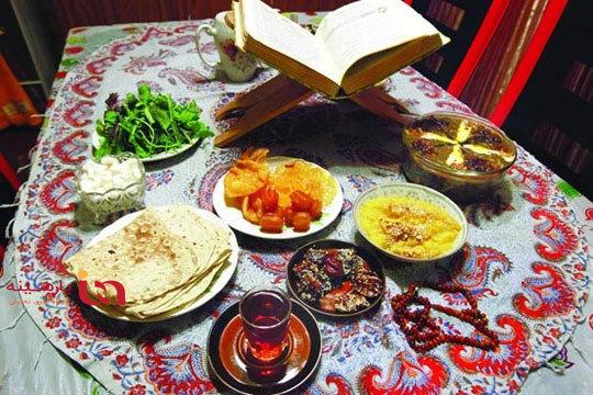 این نکات تغذیه ای در ماه رمضان را جدی بگیرید