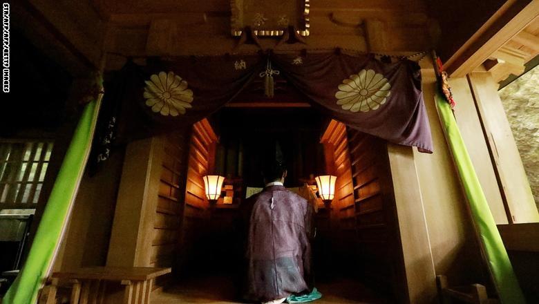 ورود زنان به این جزیرۀ ژاپنی ممنوع است