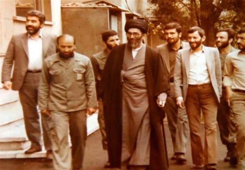 آیتالله خامنهای در دوران ریاست جمهوری