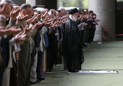 تهران در انتظار اقامه نماز باشکوه عید فطر به امامت رهبر انقلاب