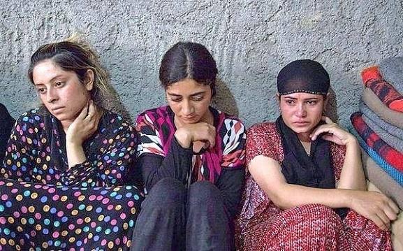 جنایتهای باورنکردنی داعش در قبال زنان ایزدی