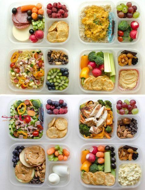 ایده های هیجانانگیز برای تغذیه روزانه کودکان