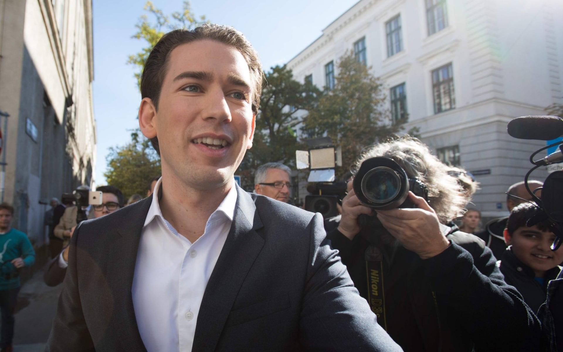 مرد ها مرد محبوب اتریشی ها صدر اعظم می شود؟