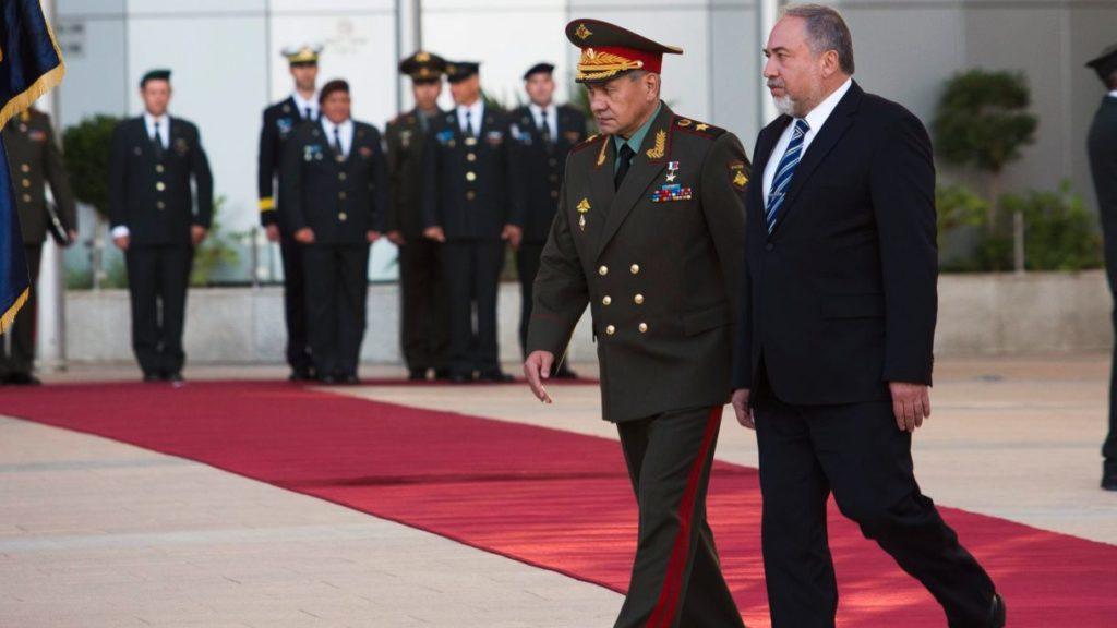 موافقت روسیه با دور کردن ایران و حزبالله از مرز اسرائیل