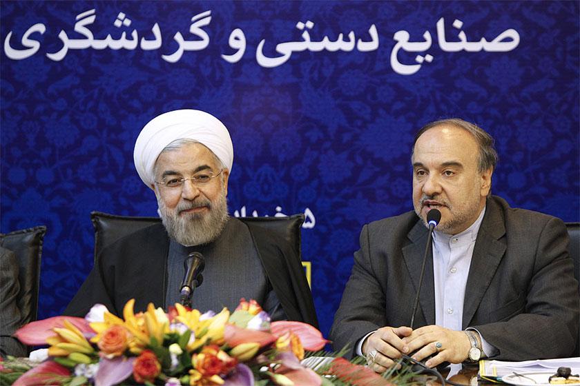 بیتوجهی وزارت ورزش دولت روحانی به خواست مردم!
