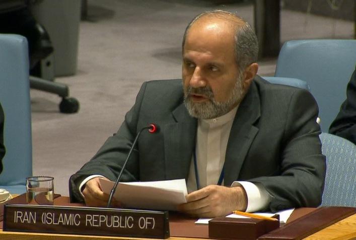 همزمان با تصویب قطعنامه حقوق بشری سازمان ملل علیه ایران: هشدار نماینده ایران در سازمان ملل درباره جنایات عربستان