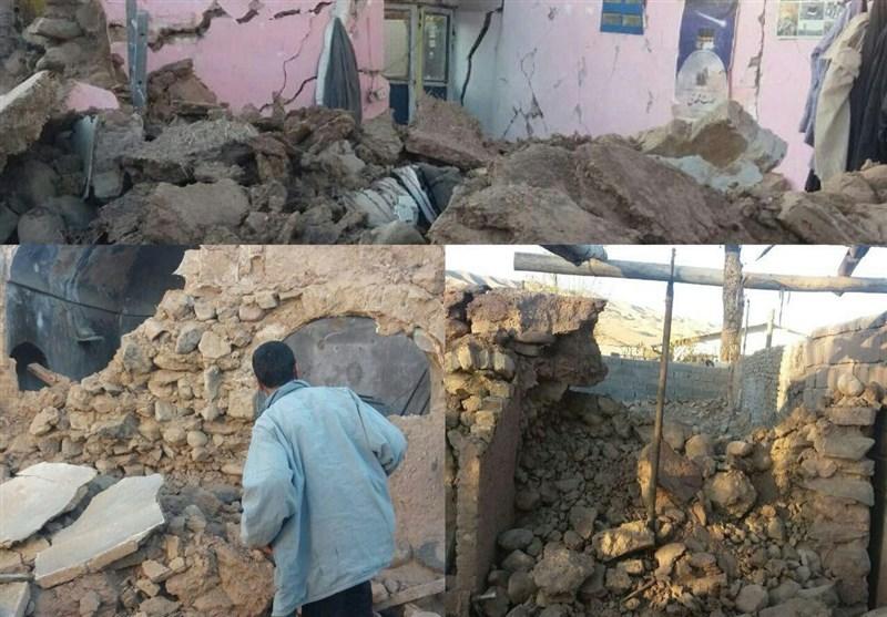 زلزله کرمان - Tasnim