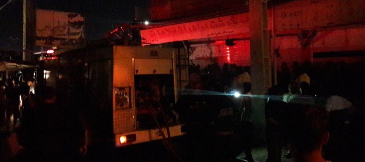 ۲۴ کشته و زخمی در آتش سوزی عمدی قهوه خانه +اسامی کشته شدگان