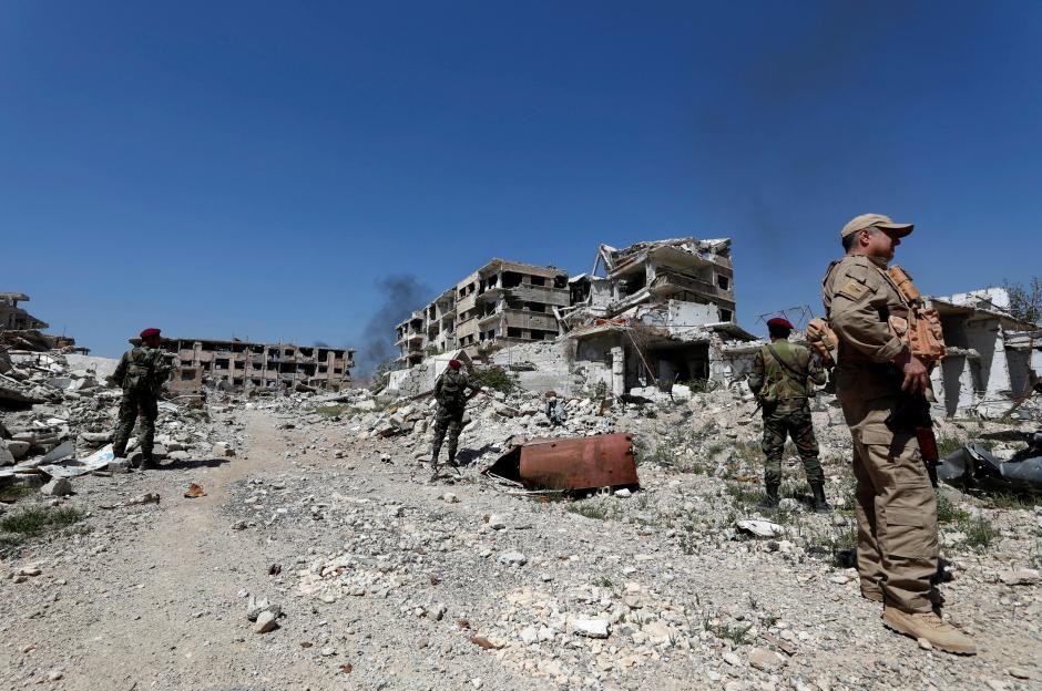 تأکید مجدد آمریکا بر استفاده از تمام گزینه ها علیه سوریه!