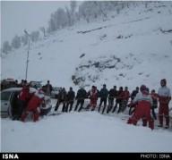 ۴ استان درگیر برف و کولاک/ رهاسازی ۱۰۸ خودرو توسط امدادگران