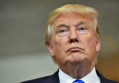 نامه ترامپ به کنگره درباره حمله به سوریه