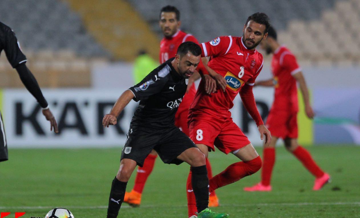 اسطوره تیم بارسلونا چگونه ۲بار در تهران مغلوب شد؟