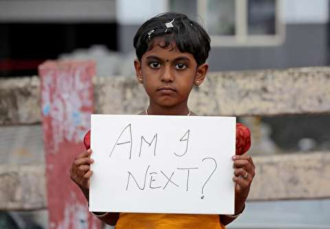 تظاهرات گسترده هند در اعتراض به تجاوز