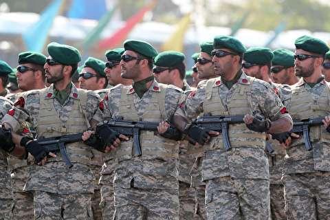 مراسم گرامیداشت روز ارتش جمهوری اسلامی ایران