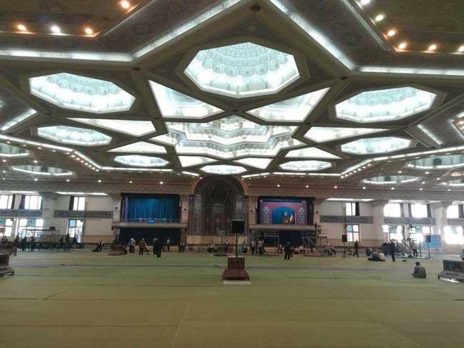 امام جمعه جدید تهران مرزبندیها را حذف کرد